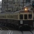 日本最古の電車がゆく。