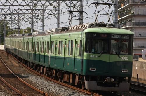 京阪6000系最終増備車