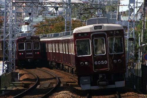 阪急6000系6050F