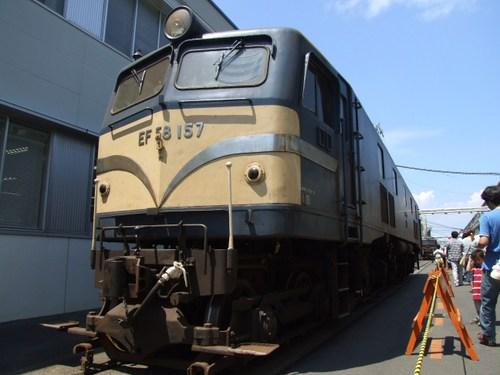 EF58-157号機