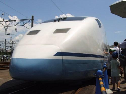 955系高速試験車両「300X」
