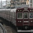 阪急3000系3017F