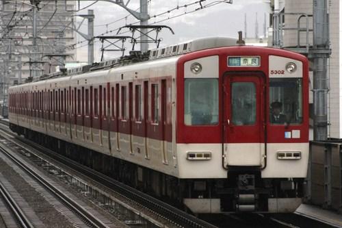 近鉄5800系5802F